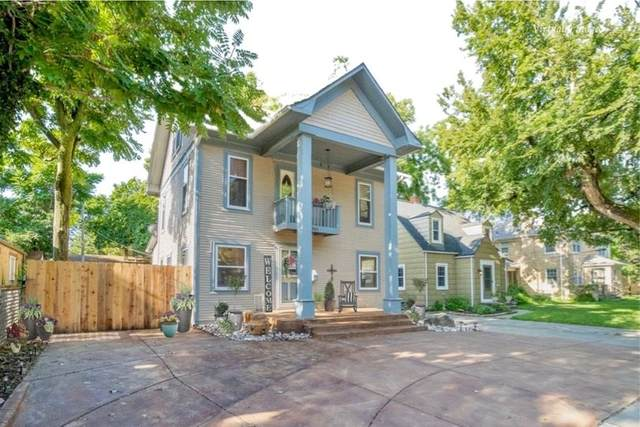 905 W 13TH ST N, Wichita, KS 67203 (MLS #584705) :: Preister and Partners | Keller Williams Hometown Partners