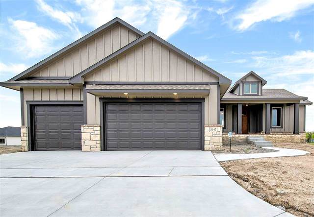 5147 N Lycee, Bel Aire, KS 67226 (MLS #586102) :: The Boulevard Group