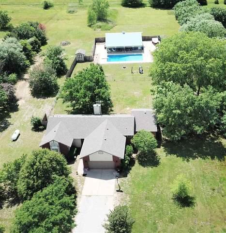 1429 N Broken Arrow Rd, Peck, KS 67120 (MLS #596751) :: Keller Williams Hometown Partners