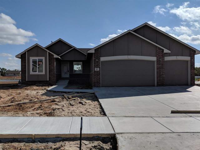 801 E Tyndall Ct, Derby, KS 67037 (MLS #552771) :: Select Homes - Team Real Estate