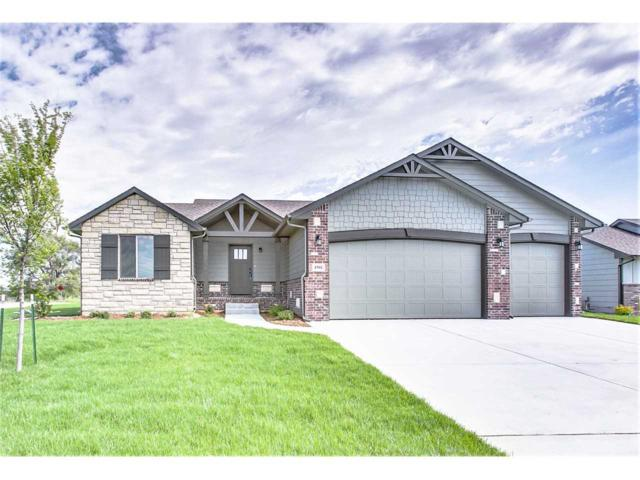 1501 N Aster St, Andover, KS 67002 (MLS #557729) :: The Boulevard Group