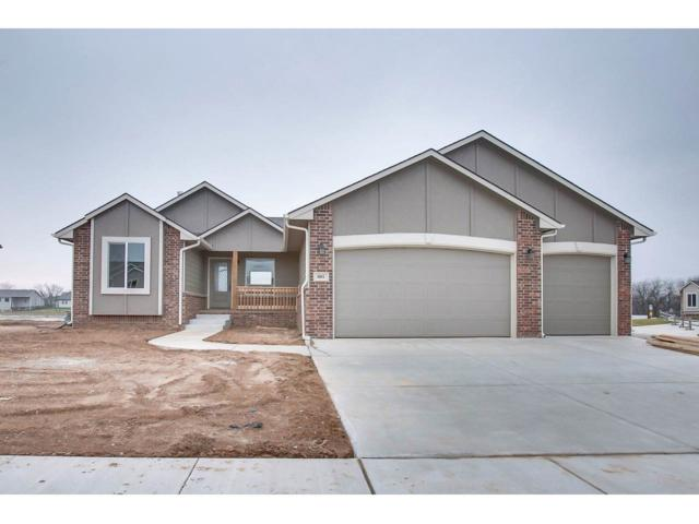 801 E Tyndall Ct, Derby, KS 67037 (MLS #552771) :: On The Move