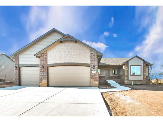 13307 W Lost Creek, Wichita, KS 67235 (MLS #558617) :: On The Move
