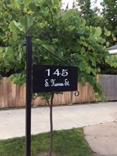 145 S Kansas St, Benton, KS 67017 (MLS #535843) :: Glaves Realty