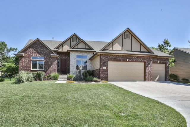 842 E Woodstone Dr, Andover, KS 67002 (MLS #535910) :: Select Homes - Team Real Estate
