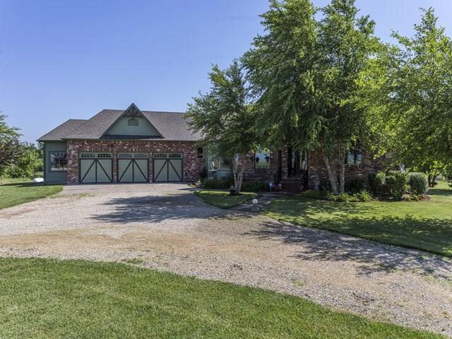 4600 SW Prairie Creek Rd, Benton, KS 67017 (MLS #536394) :: Select Homes - Team Real Estate