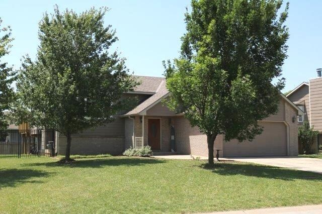 203 E Creekstone, Mulvane, KS 67110 (MLS #536758) :: Select Homes - Team Real Estate