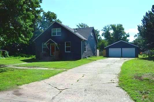126 S Byers St, Clearwater, KS 67026 (MLS #537009) :: Select Homes - Team Real Estate