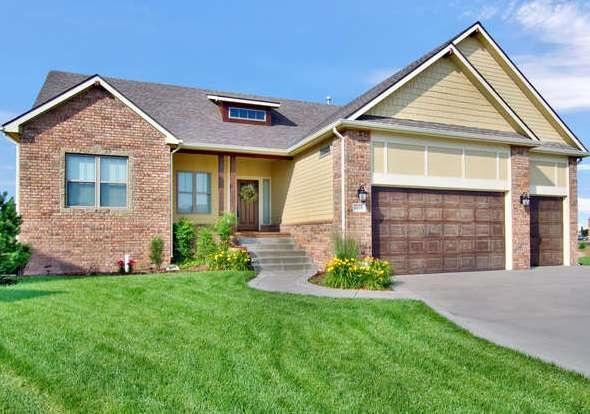 4019 N Bluestem Ct., Maize, KS 67101 (MLS #537092) :: Select Homes - Team Real Estate