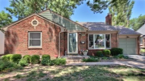 349 N Edgemoor St, Wichita, KS 67208 (MLS #537304) :: Katie Walton with RE/MAX Associates