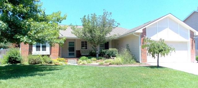 820 E Hawthorne, Derby, KS 67037 (MLS #537312) :: Better Homes and Gardens Real Estate Alliance