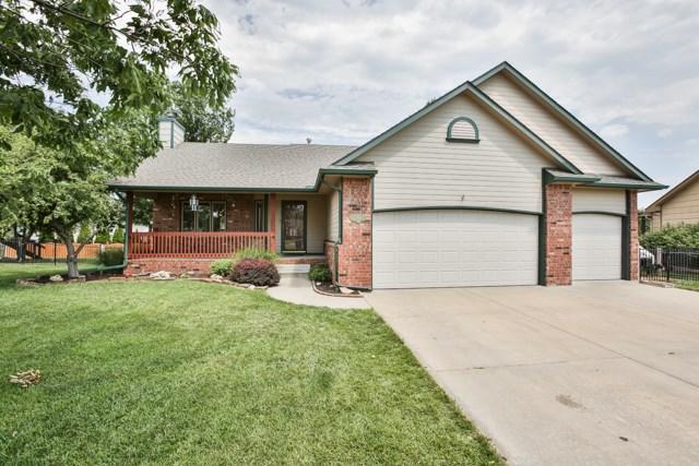 114 W Primrose, Rose Hill, KS 67133 (MLS #537438) :: Select Homes - Team Real Estate