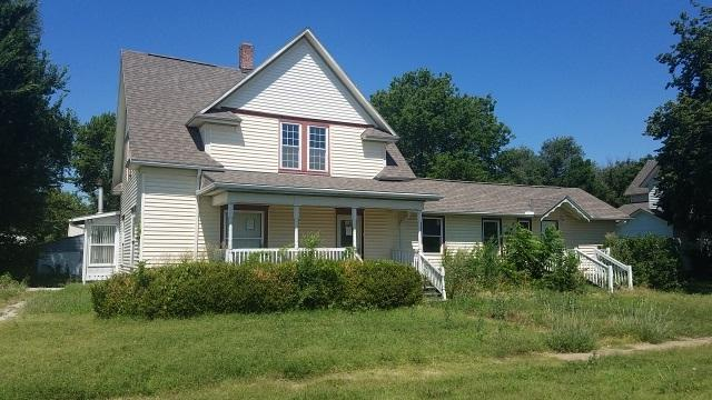 115 N Tracy St, Clearwater, KS 67026 (MLS #538082) :: Select Homes - Team Real Estate