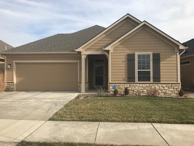 1208 S Nineiron St Capri Model, Wichita, KS 67235 (MLS #538356) :: Select Homes - Team Real Estate