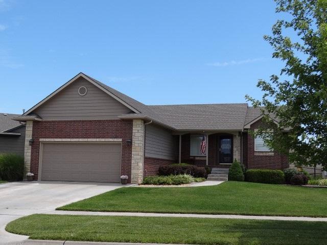 12101 E Mainsgate St, Wichita, KS 67226 (MLS #538587) :: Glaves Realty