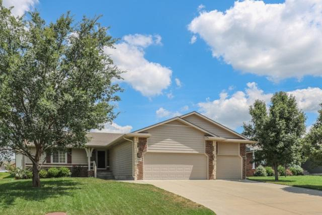 926 N Cedar Brook Circle, Mulvane, KS 67110 (MLS #539090) :: Select Homes - Team Real Estate