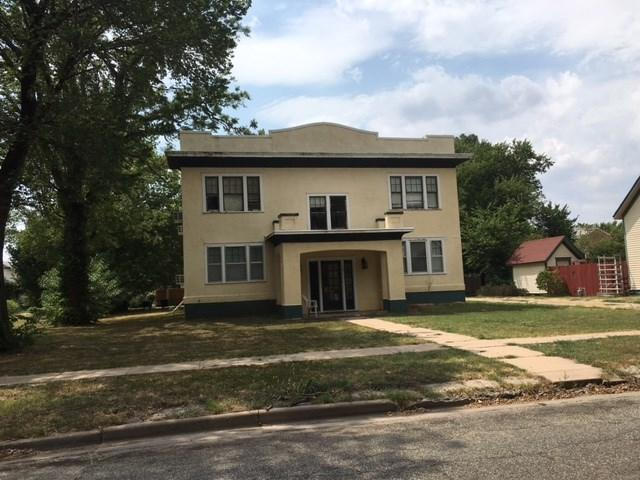 216 S F, Wellington, KS 67152 (MLS #539498) :: Select Homes - Team Real Estate