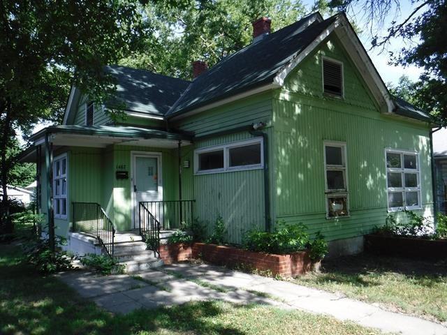 1465 S Water St, Wichita, KS 67213 (MLS #539537) :: Select Homes - Team Real Estate