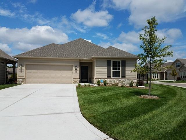 9644 W Village Place, Maize, KS 67101 (MLS #539857) :: Better Homes and Gardens Real Estate Alliance
