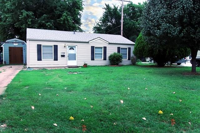 1322 E Denver, Park City, KS 67219 (MLS #539889) :: Better Homes and Gardens Real Estate Alliance
