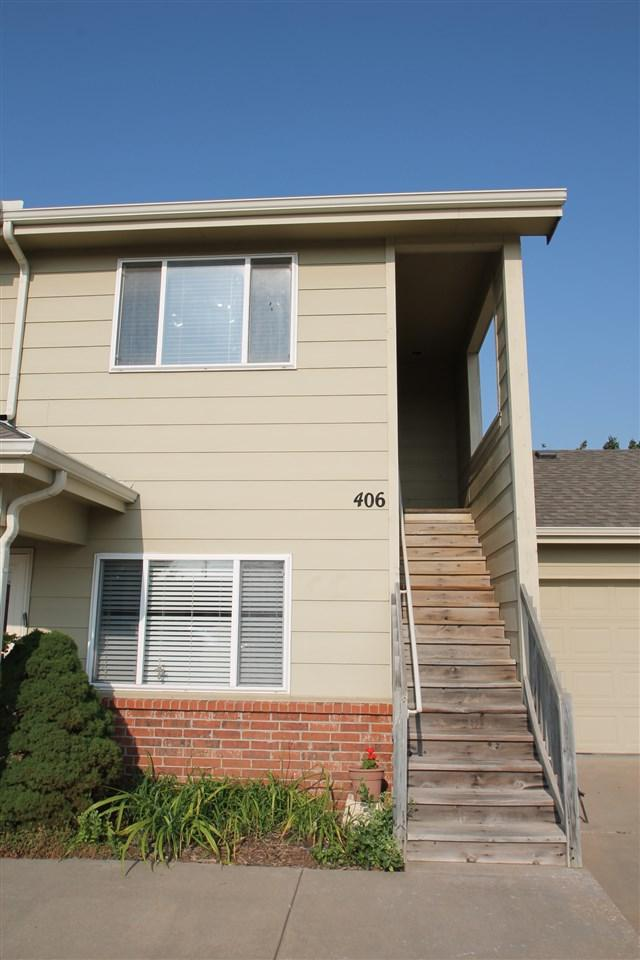 333 S Tyler #406, Wichita, KS 67209 (MLS #539960) :: Better Homes and Gardens Real Estate Alliance