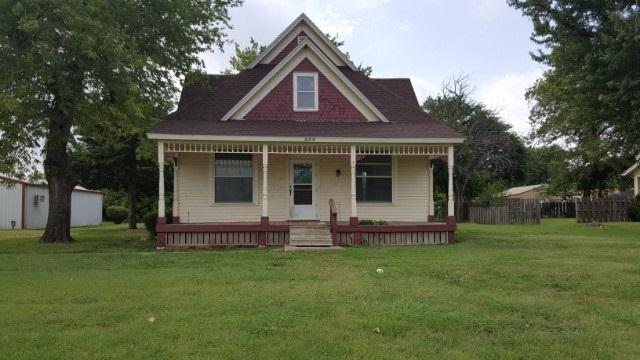 509 N Main St, Caldwell, KS 67022 (MLS #540007) :: Select Homes - Team Real Estate