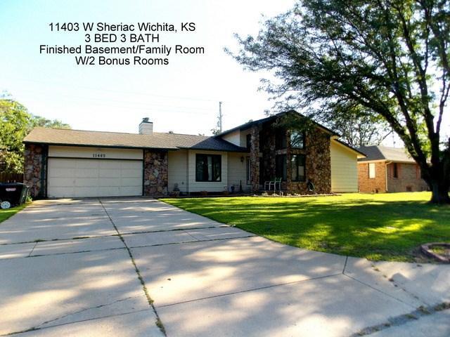 11403 W Sheriac, Wichita, KS 67209 (MLS #540154) :: Select Homes - Team Real Estate