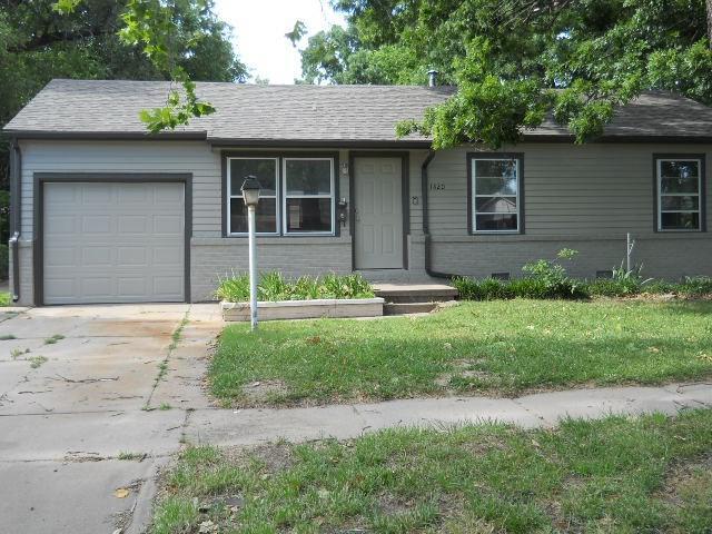 1420 E 31st, Wichita, KS 67216 (MLS #540157) :: Select Homes - Team Real Estate