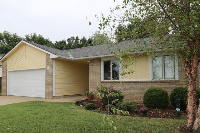 115 W Rockwood Blvd, Mulvane, KS 67110 (MLS #542094) :: Select Homes - Team Real Estate