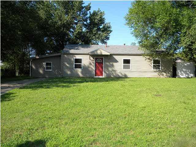 1526 E Evanston, Park City, KS 67219 (MLS #542325) :: Better Homes and Gardens Real Estate Alliance