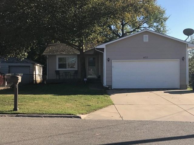 403 E 15th Ave, Augusta, KS 67010 (MLS #542779) :: Select Homes - Team Real Estate