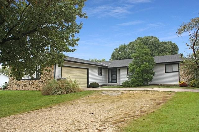 360 N Wichita St, Benton, KS 67017 (MLS #542915) :: Glaves Realty