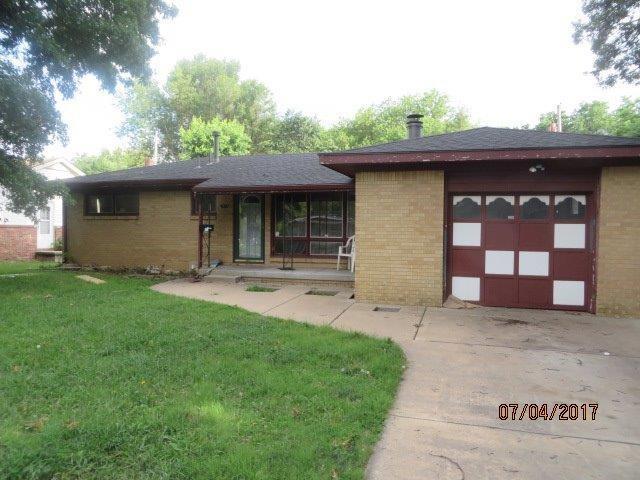 1933 E Scott Ave, Wichita, KS 67216 (MLS #542929) :: Select Homes - Team Real Estate