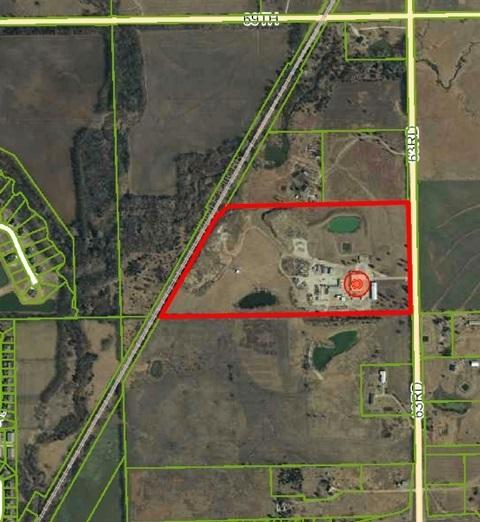 6609 N Woodlawn St, Kechi, KS 67067 (MLS #543215) :: Glaves Realty