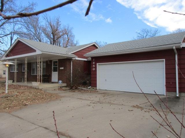 1850 N Saint Paul St, Wichita, KS 67203 (MLS #544907) :: Better Homes and Gardens Real Estate Alliance