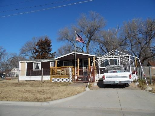1856 S Euclid St, Wichita, KS 67213 (MLS #544910) :: Better Homes and Gardens Real Estate Alliance
