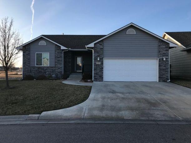 13410 W Hunters View St, Wichita, KS 67235 (MLS #545424) :: Select Homes - Team Real Estate