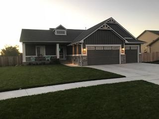 1421 S Arbor Meadows St, Derby, KS 67037 (MLS #546245) :: On The Move