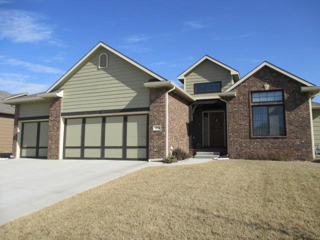 1312 S Gateway, Wichita, KS 67230 (MLS #546765) :: Better Homes and Gardens Real Estate Alliance