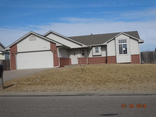 408 E Berry Ave, Rose Hill, KS 67133 (MLS #546818) :: Better Homes and Gardens Real Estate Alliance