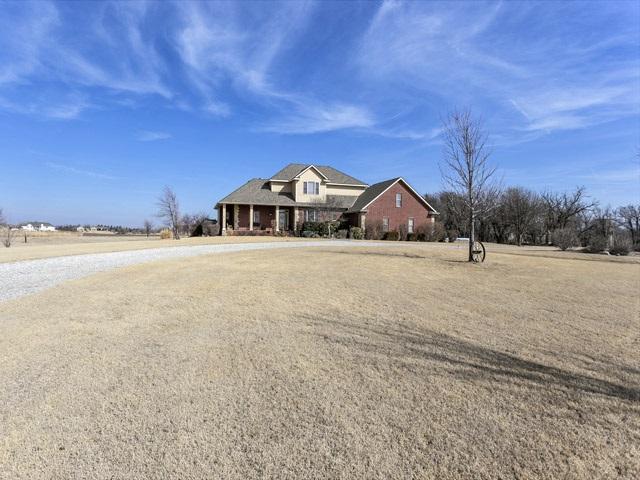 514 N Springwood Ct, Goddard, KS 67052 (MLS #547073) :: Better Homes and Gardens Real Estate Alliance