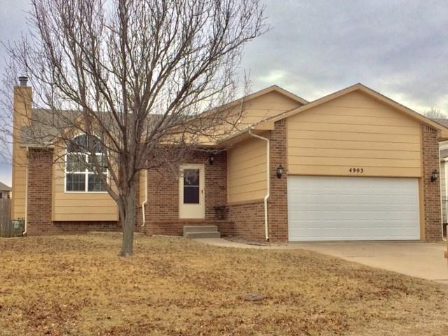 4903 E 44th St N, Bel Aire, KS 67220 (MLS #547114) :: Better Homes and Gardens Real Estate Alliance