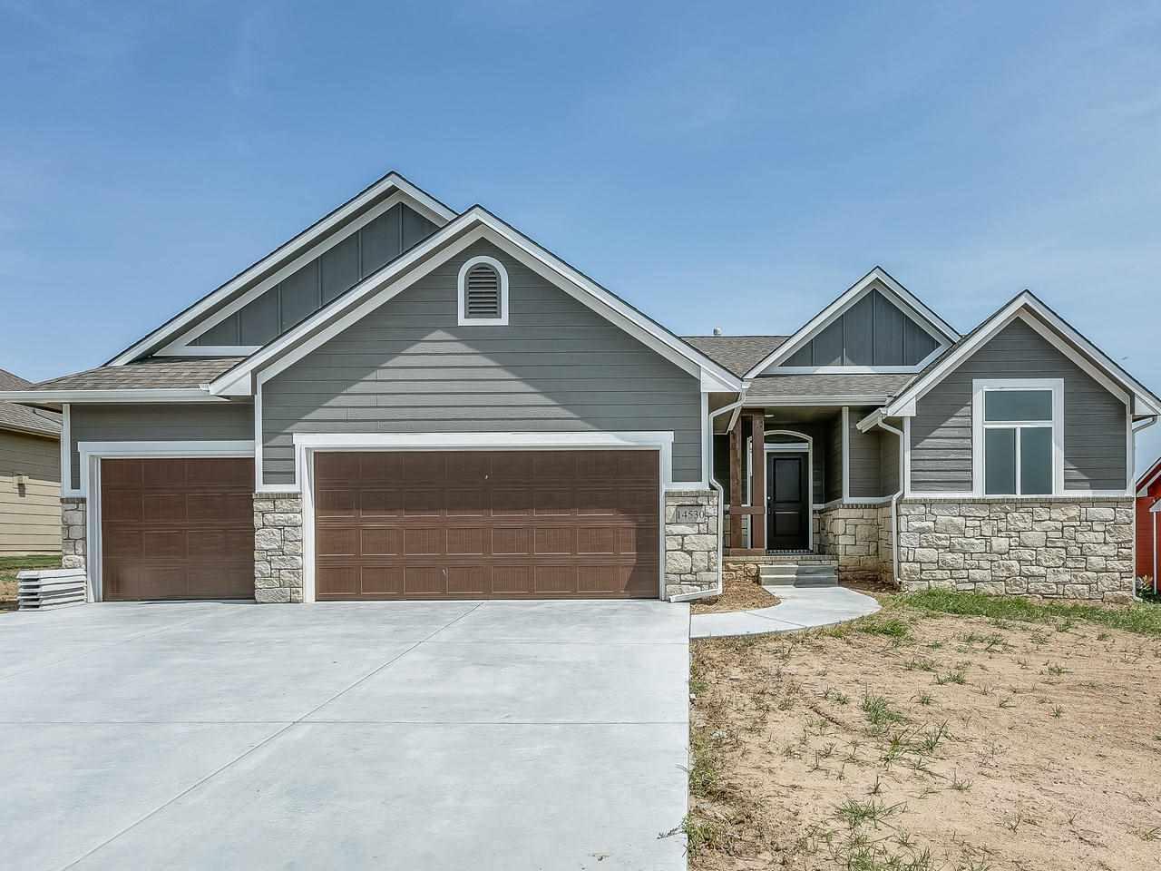 14530 W Valley Hi Ct, Wichita, KS 67235 (MLS #547289) :: Select Homes - Team Real Estate