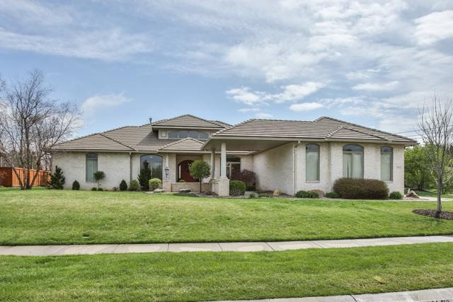 1802 N Red Brush, Wichita, KS 67206 (MLS #547320) :: On The Move