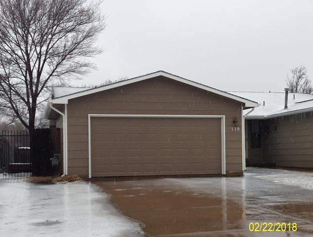 339 S Westview, Derby, KS 67037 (MLS #547451) :: On The Move