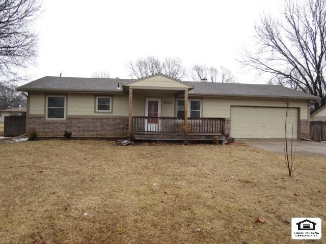 520 Riverview St, Douglass, KS 67039 (MLS #547573) :: Better Homes and Gardens Real Estate Alliance