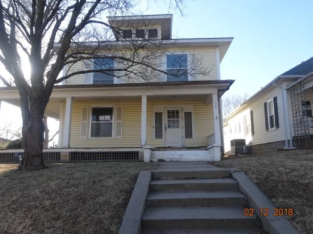 708 N F St, Wellington, KS 67152 (MLS #547575) :: Select Homes - Team Real Estate