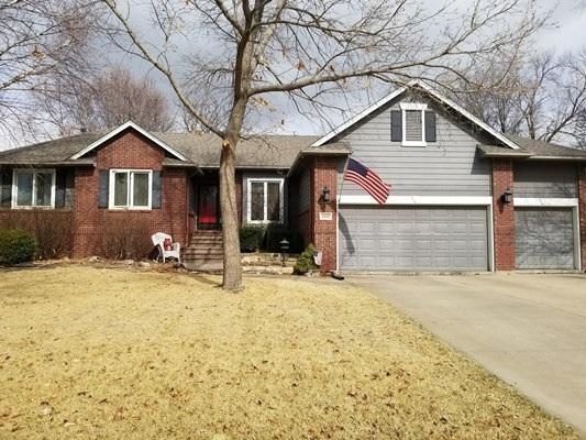 1406 E Box Elder Ct, Derby, KS 67037 (MLS #547623) :: Better Homes and Gardens Real Estate Alliance