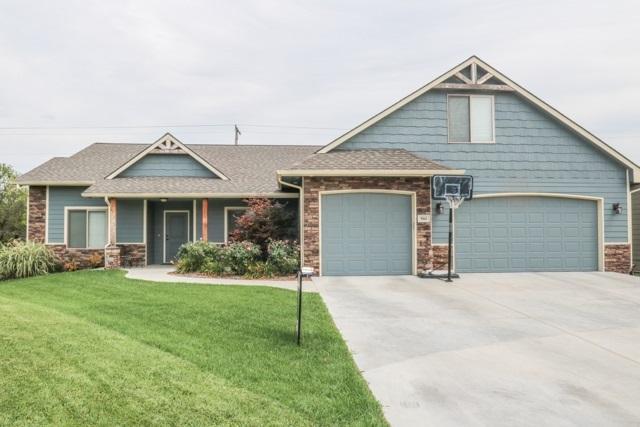 944 E Rivera Ct, Mulvane, KS 67110 (MLS #547921) :: Select Homes - Team Real Estate