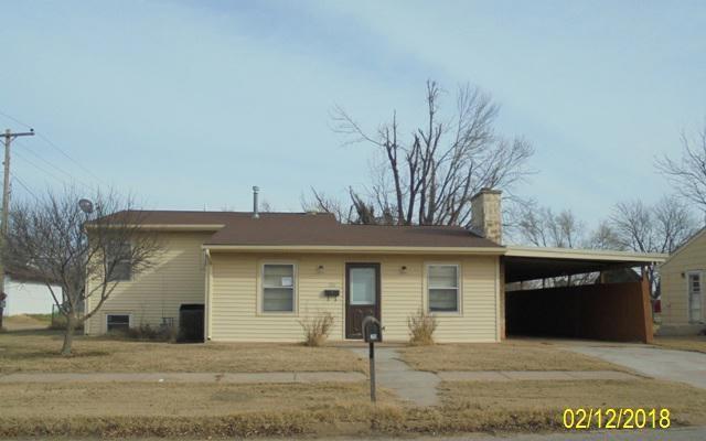 216 S Tenth, Kiowa, KS 67070 (MLS #548051) :: Select Homes - Team Real Estate
